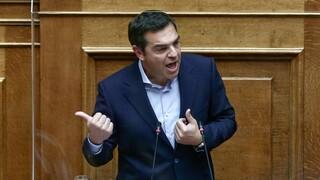 Δευτερολογία Τσίπρα: Θα σας ρίξει η Δημοκρατία αν συνεχίσετε να κυβερνάτε με αυταρχισμό