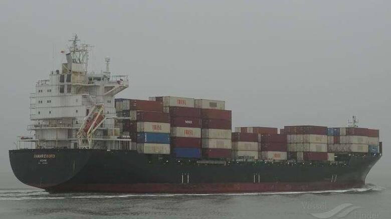 Ιρανικό πλοίο δέχτηκε επίθεση ενώ έπλεε στη Μεσόγειο υποστηρίζει η Τεχεράνη