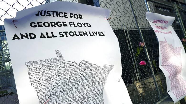 Τζορτζ Φλόιντ: Συμβιβασμός ύψους 27 εκατ. δολαρίων μεταξύ οικογένειας και Δήμου Μινεάπολις