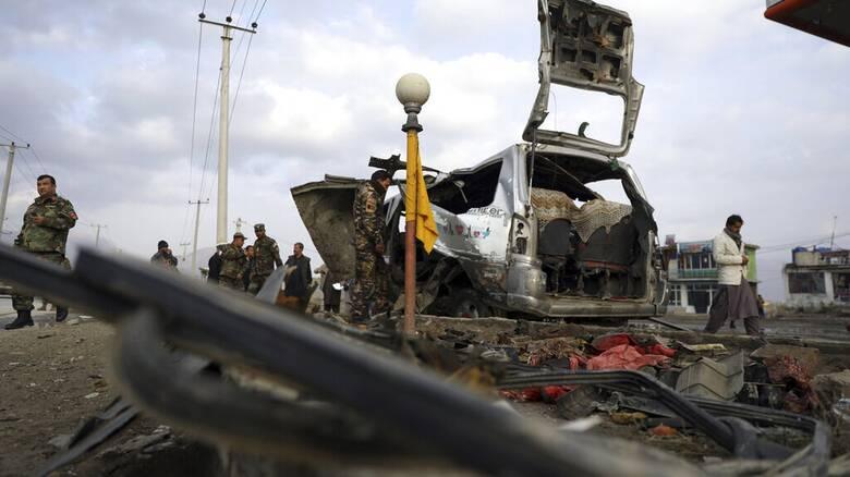 Αφγανιστάν: Τουλάχιστον 7 νεκροί και πάνω από 50 τραυματίες από έκρηξη παγιδευμένου οχήματος
