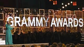 Ακαδημία Grammy Awards: Μειοψηφία οι γυναίκες υποψήφιες έναντι των αντρών