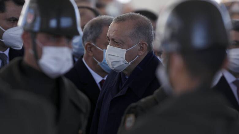 Süddeutsche Zeitung σε Μπάϊντεν: Δείξτε στον Ερντογάν τα όρια του