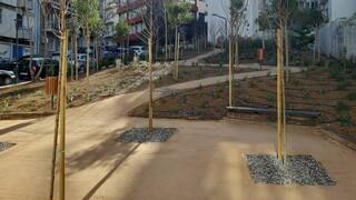 Τα «πάρκα τσέπης» της Αθήνας… μάγεψαν το Reuters