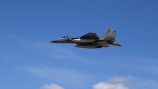 Στη Σούδα έξι μαχητκά F-15C της Σαουδικής Αραβίας