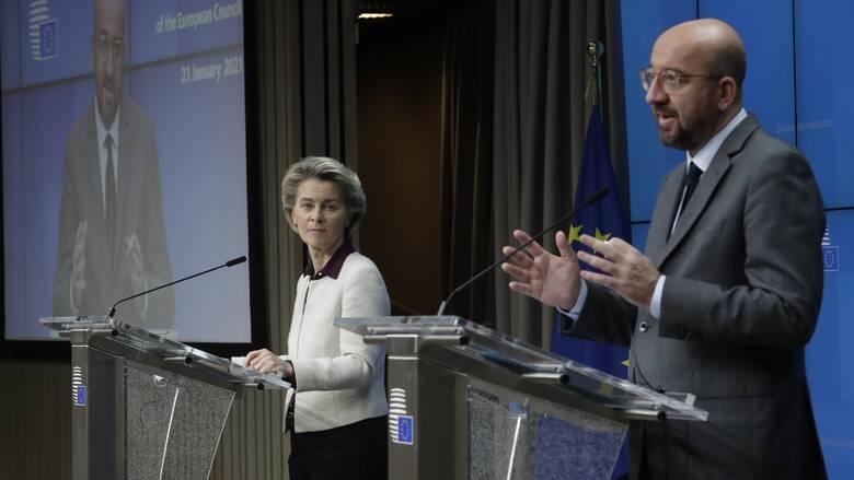 Κορωνοϊός: Νέα «πυρά» από έξι ηγέτες της ΕΕ για την πολιτική στη διανομή εμβολίων