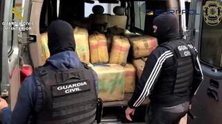 Ισπανία: Εξαρθρώθηκε μια από τις μεγαλύτερες συμμορίες διακίνησης ναρκωτικών