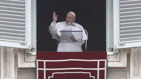 Εκ νέου έκκληση για κατάθεση όπλων στη Συρία από τον πάπα Φραγκίσκο