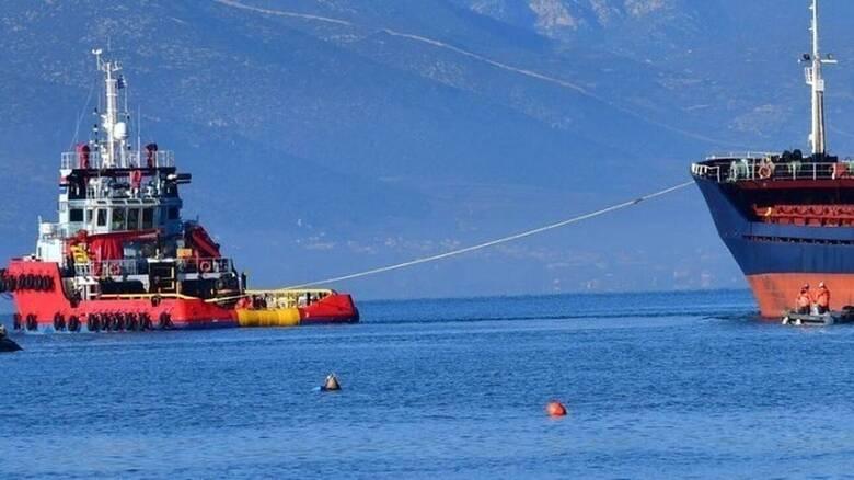 Σύγκρουση πλοίων στα Κύθηρα: Ποια είναι η κατάστασή τους σύμφωνα με το υπουργείο
