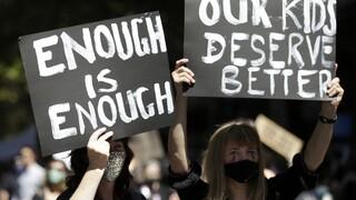 Αυστραλία: «Πόσα θύματα» - Χιλιάδες γυναίκες διαδήλωσαν κατά της σεξουαλικής βίας