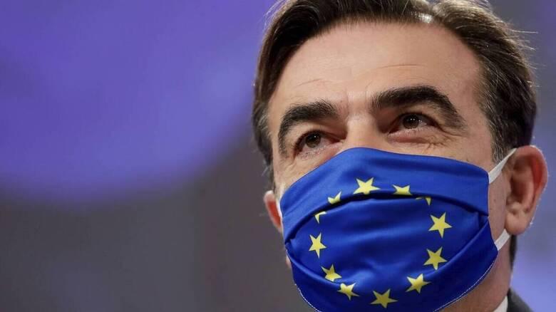 Μ.Σχοινάς: Χρειαζόμαστε το Σύμφωνο για τη Μετανάστευση και το Άσυλο