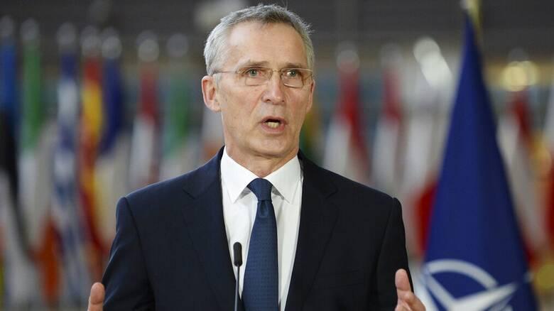Στόλτενμπεργκ: Γνωρίζουμε τις σοβαρές διαφορές στην Ανατολική Μεσόγειο, προωθούμε το διάλογο