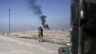 Ιράκ: Επίθεση με ρουκέτες σε αεροπορική βάση όπου σταθμεύουν Αμερικανοί στρατιώτες