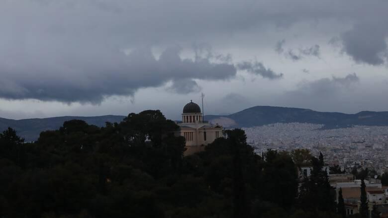 Καιρός: Τοπικές βροχές και ισχυροί άνεμοι την Τετάρτη