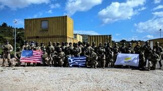 Συνεκπαίδευση δυνάμεων ειδικών επιχειρήσεων Ελλάδας, Κύπρου και ΗΠΑ στην Κρήτη