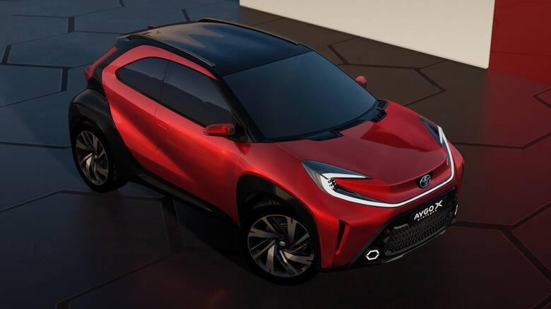 Αυτοκίνητο: Το Aygo X prologue προλογίζει το νέο μίνι της Toyota