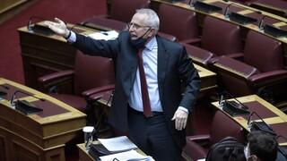 Άγριος καυγάς Ραγκούση-Κεγκέρογλου στη Βουλή