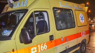 Κρήτη: «Έσβησε» το τρίχρονο αγοράκι που είχε πέσει στο βαρέλι με το νερό