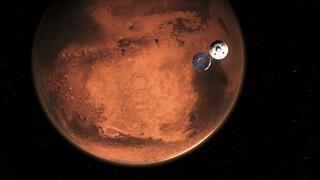 Η NASA μέτρησε για πρώτη φορά την «καρδιά» του Άρη - Τι ανακάλυψε για τη μάζα και τους σεισμούς
