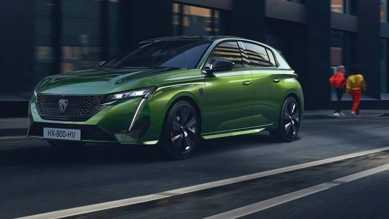 Αυτοκίνητο: Το νέο Peugeot 308 έχει γίνει πιο premium