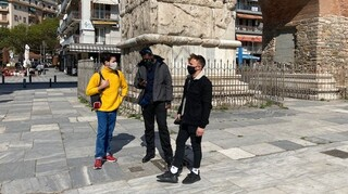 Από τα Μπαρμπέιντος, το Γιοχάνεσμπουργκ, τη Βερόνα και το Κονέκτικατ... στη Θεσσαλονίκη για σπουδές
