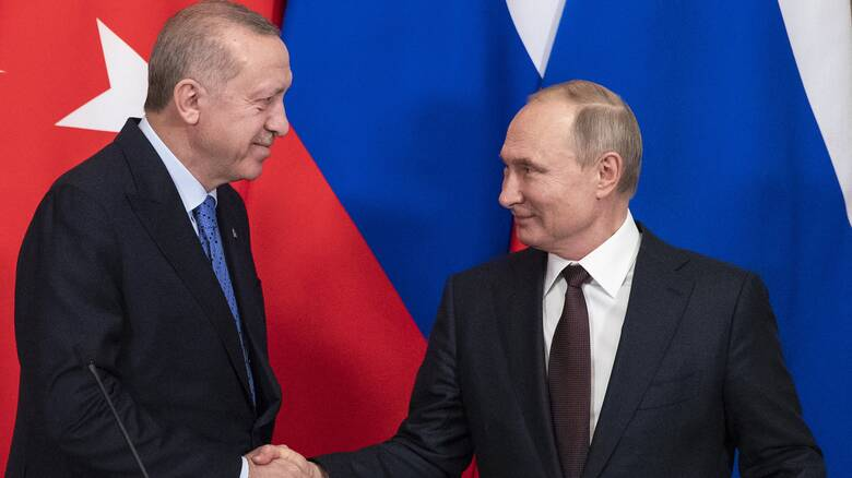 «Απρεπές σχόλιο για έναν πρόεδρο»: Ο Ερντογάν παίρνει θέση στη διαμάχη Μπάιντεν – Πούτιν