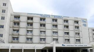 Κορωνοϊός: Στο νοσοκομείο Πάτρας ένα 8χρονο κορίτσι
