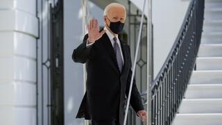 Λευκός Οίκος: Η συνάντηση Μπάιντεν - Πούτιν θα γίνει όταν ο χρόνος θα είναι κατάλληλος