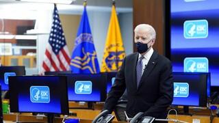 Δημοσκόπηση Reuters/Ipsos: Αυξάνεται η αποδοχή στον Τζο Μπάιντεν