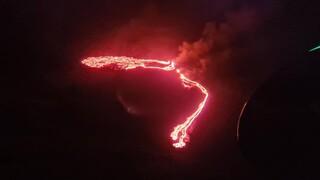 Ισλανδία: Ηφαιστειακή έκρηξη κοντά στο Ρέικιαβικ