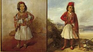25η Μαρτίου: «Τα παιδία παίζει» πινακωτή και τυφλόμυγα από την εποχή της Επανάστασης του '21