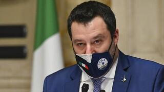 Open Arms: Σε δίκη παραπέμπεται ο Ματέο Σαλβίνι για στέρηση ατομικής ελευθερίας προσφύγων