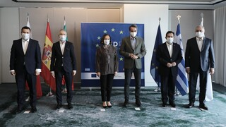 Διάσκεψη MED5: Κοινή έκκληση για δίκαιη κατανομή βαρών στο νέο ευρωπαϊκό Σύμφωνο Μετανάστευσης