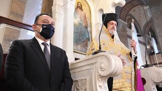 Κωνσταντινούπολη: Ισχυρή παρουσία επισήμων στην ενθρόνιση του μητροπολίτη Χαλκηδόνος