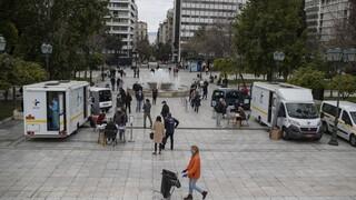 Βασιλακόπουλος: Κάμψη του ιού ίσως και από την επόμενη εβδομάδα