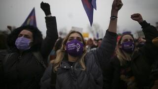 Αυστηρό μήνυμα ΕΕ - Κομισιόν σε Ερντογάν: Η βία κατά των γυναικών δεν είναι ανεκτή