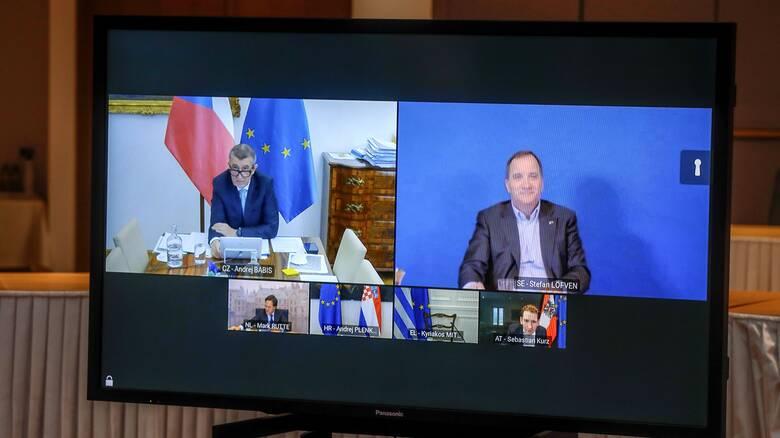 Αλλαγή σχεδίων: Με τηλεδιάσκεψη τελικά η Σύνοδος Κορυφής στις 25 Μαρτίου