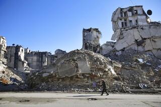 Συρία: Πέντε νεκροί από βομβαρδισμό νοσοκομείου στο Χαλέπι