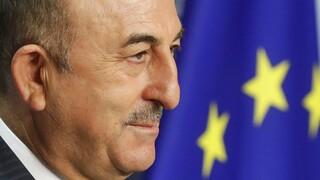 Στις Βρυξέλλες ο Τσαβούσογλου με επαφές σε ΕΕ και ΝΑΤΟ