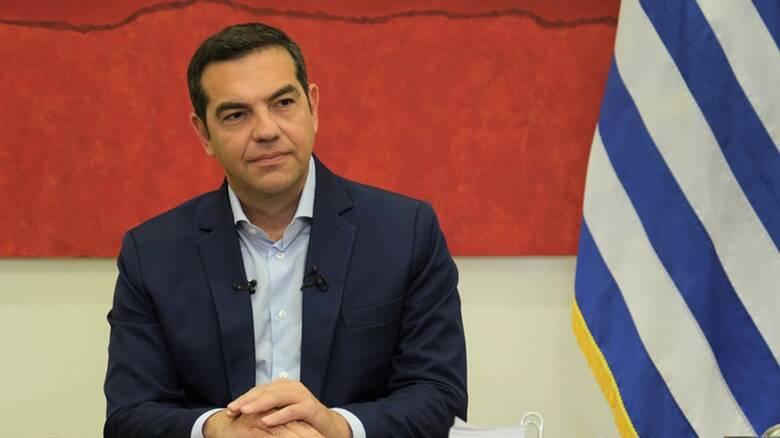 Αλέξης Τσίπρας: Το '21 είναι διαρκής υπενθύμιση ότι την ελευθερία την κατακτούν οι λαοί με αγώνες