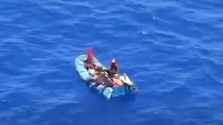 Αποκλειστικό CNNi: Με βάρκα και κίνδυνο ζωής το ταξίδι από Κούβα προς ΗΠΑ