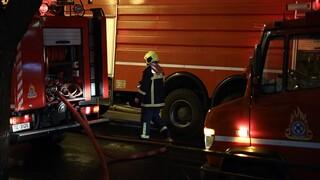 Φωτιά Σχηματάρι: Τρεις τραυματίες από την πυρκαγιά στο εργοστάσιο ανακύκλωσης