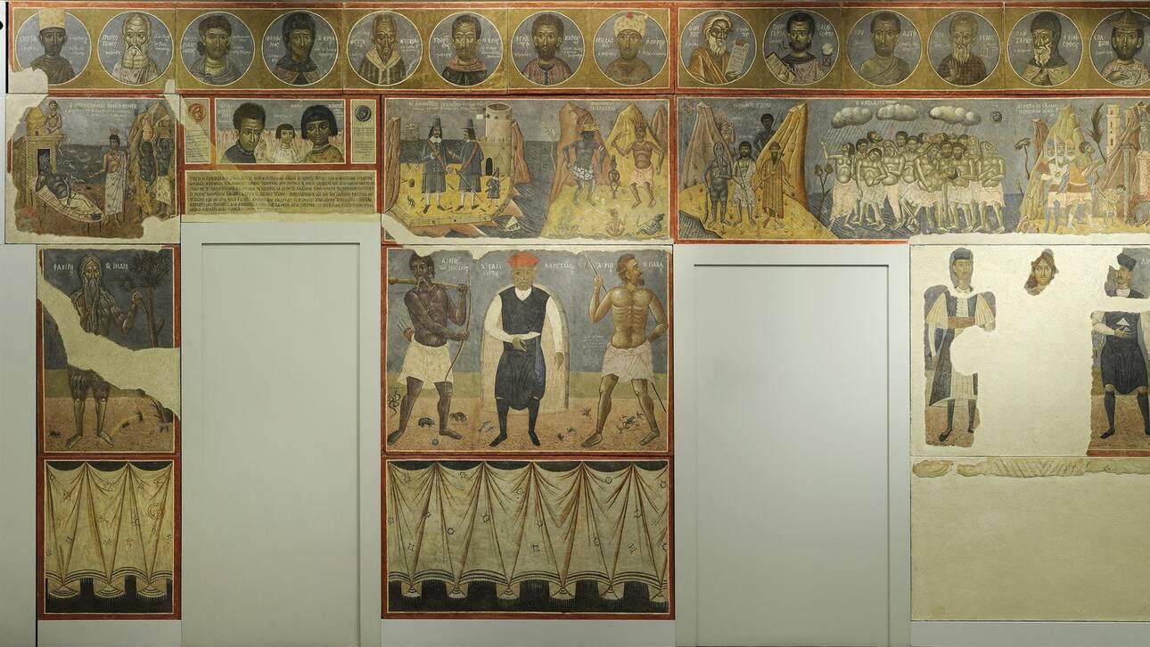 Ο Φώτης Κόντογλου στην Εθνική Πινακοθήκη
