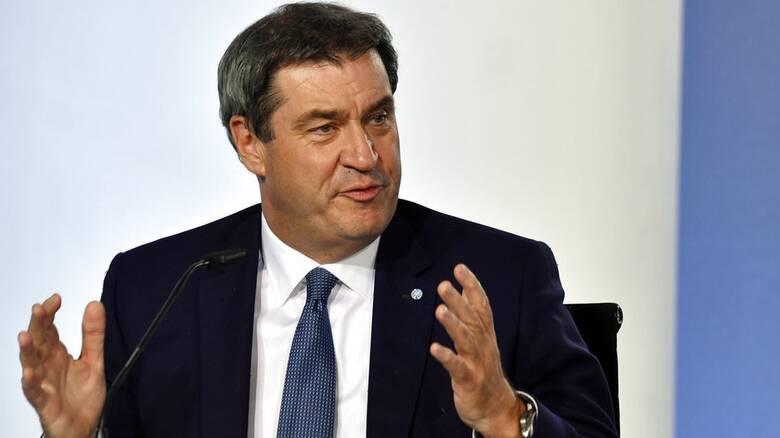 Τον Μάρκους Ζέντερ θέλουν οι ψηφοφόροι CDU/CSU υποψήφιο καγκελάριο στη μετά Μέρκελ εποχή