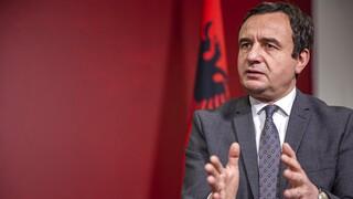 Κόσοβο: Νέα κυβέρνηση με πρωθυπουργό τον Άλμπιν Κούρτι