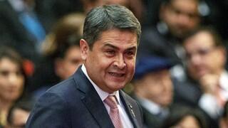 Ένοχος για ναρκωτικά κατηγορούμενος που φέρεται να είχε συνεργό τον πρόεδρο της Ονδούρας