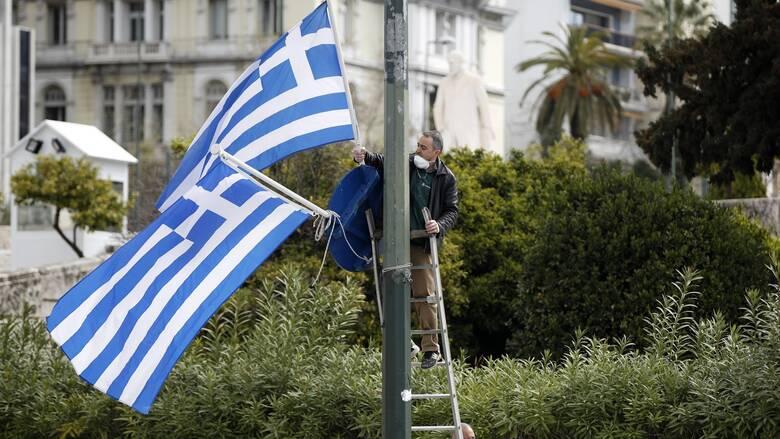Αντίστροφη μέτρηση για τον εορτασμό της 25ης Μαρτίου: Οι ηγέτες, η παρέλαση, οι εκδηλώσεις