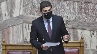 Βουλή: Κόντρα για την τροπολογία Αυγενάκη και τον Ζαγοράκη