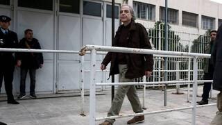 Βγήκε από τη ΜΕΘ ο Κουφοντίνας - Συνεχίζεται σε θάλαμο η νοσηλεία του