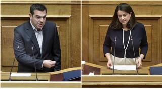 Βουλή: Ο Τσίπρας ζητά να παραιτηθεί η Κεραμέως - «Σκάνδαλο των σκανδάλων η τηλεκπαίδευση»