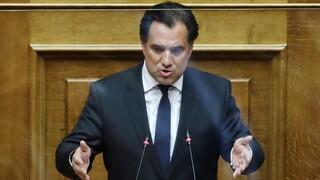 Βουλή: Υψηλοί τόνοι για το Ελληνικό - Κόντρα Γεωργιάδη με Πολάκη και Ραγκούση